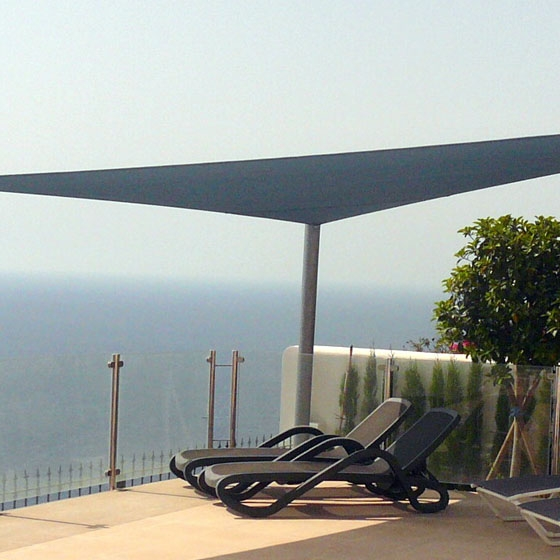 Shade Sails En Oiko Dimiourgies Home Creations